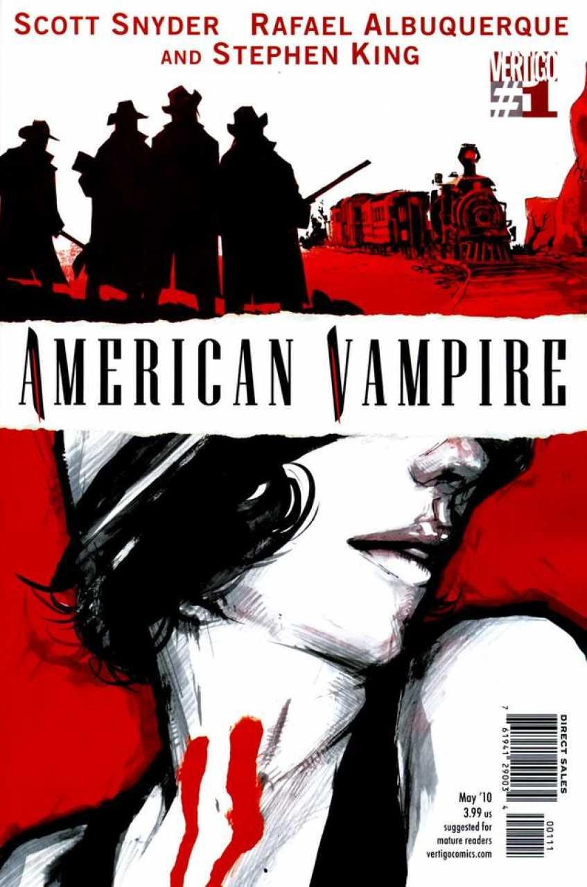 American Vampire (2010) no. 1 - Used