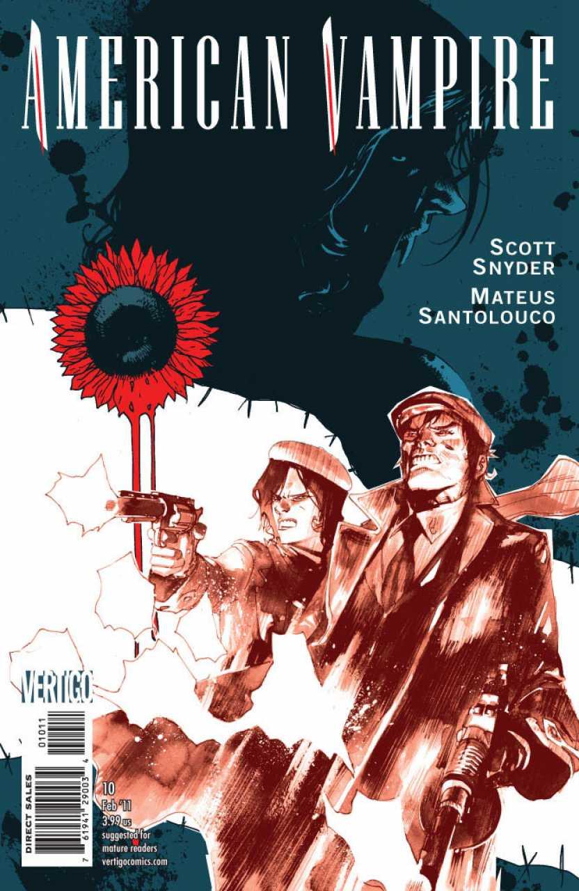 American Vampire (2010) no. 10 - Used