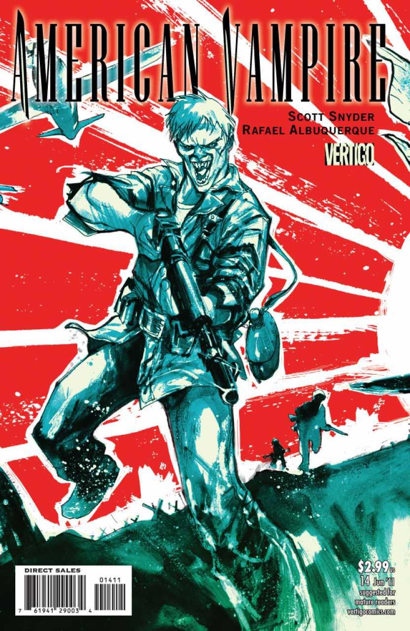 American Vampire (2010) no. 14 - Used