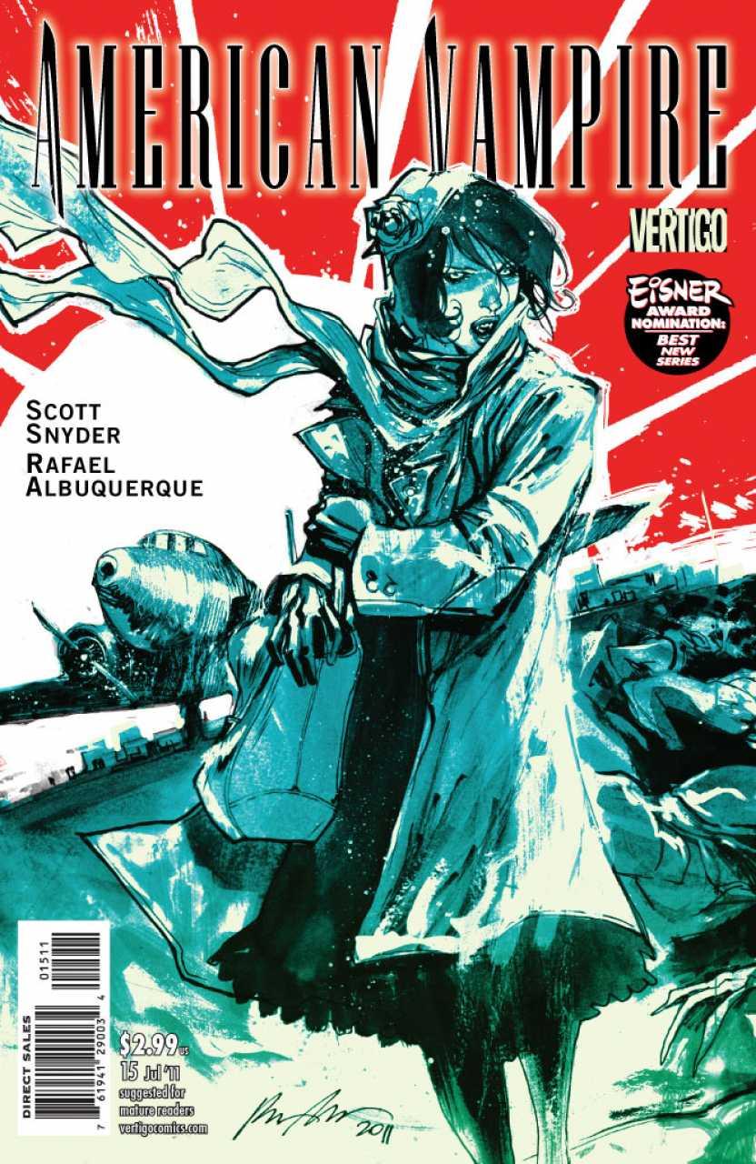 American Vampire (2010) no. 15 - Used