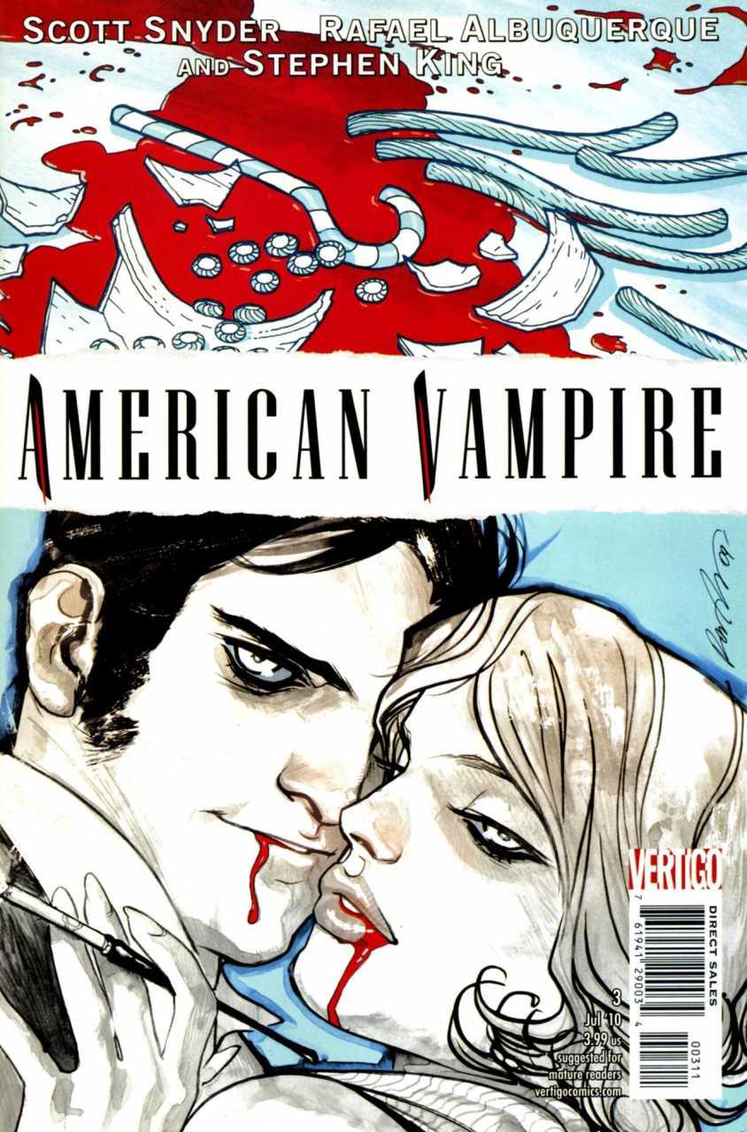 American Vampire (2010) no. 3 - Used