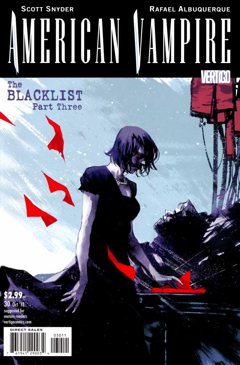 American Vampire (2010) no. 30 - Used