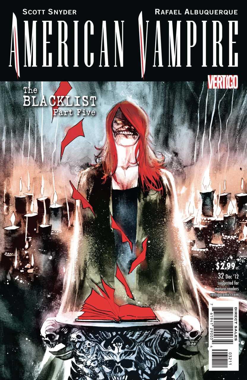 American Vampire (2010) no. 32 - Used