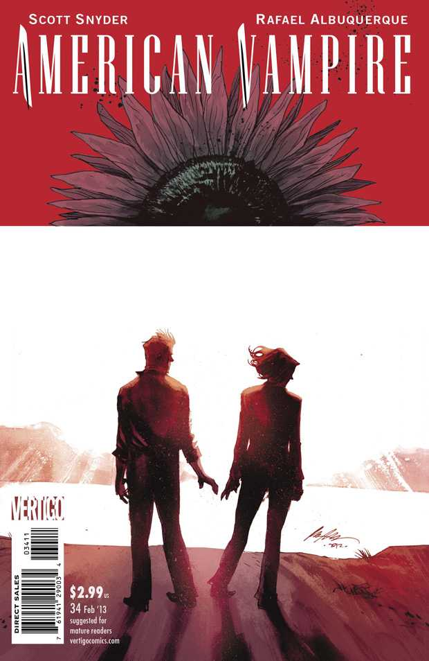 American Vampire (2010) no. 34 - Used