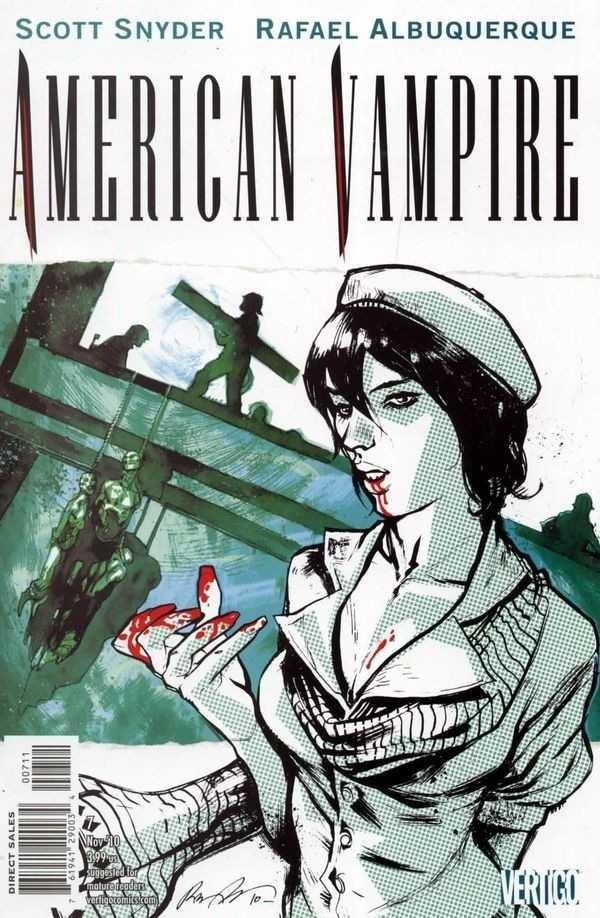 American Vampire (2010) no. 7 - Used