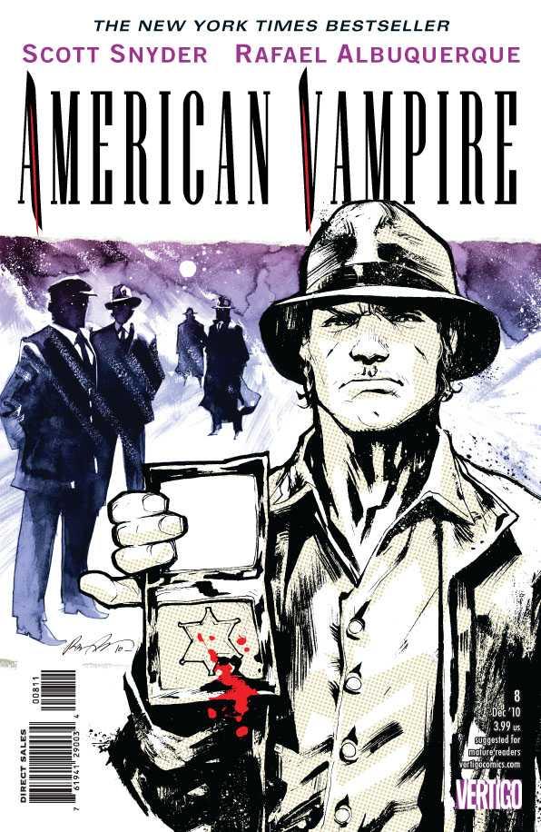 American Vampire (2010) no. 8 - Used