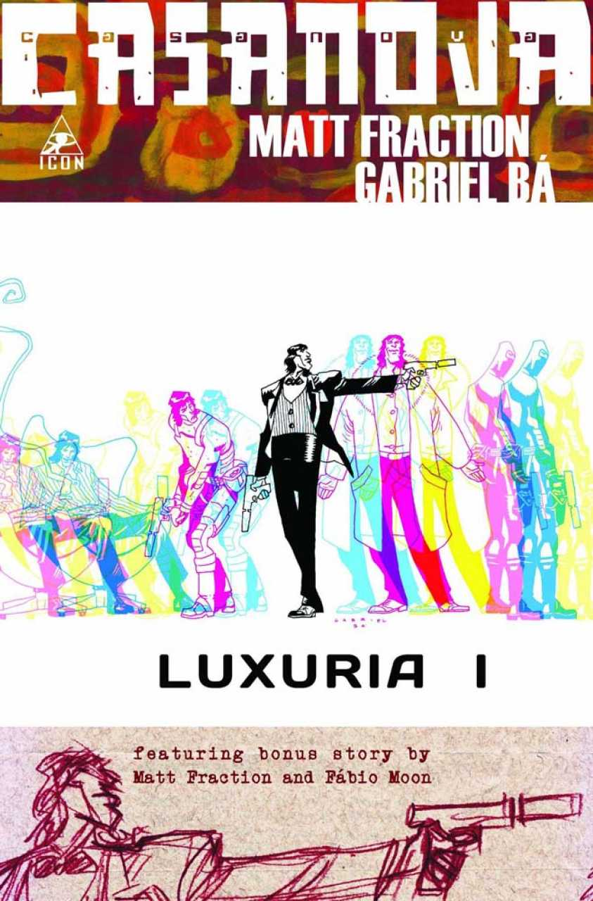 Casanova Luxuria (2010) Complete Bundle - Used