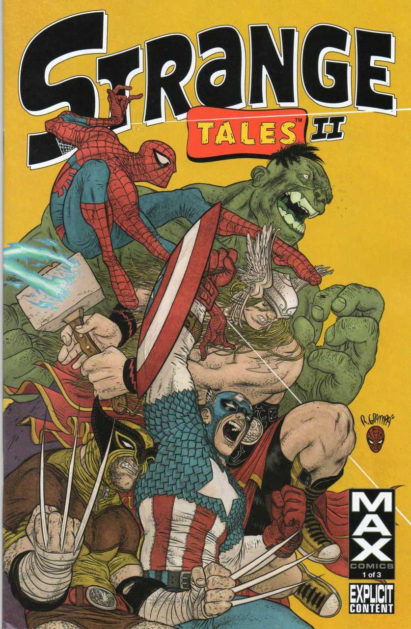 Strange Tales II (2010) Complete Bundle - Used