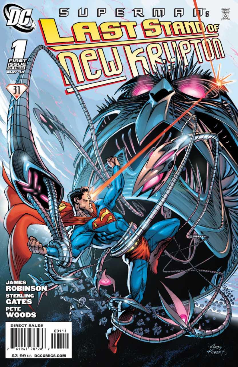 Last Stand of New Krypton (2010) Complete Bundle - Used