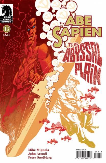 Abe Sapien: The Abyssal Plain (2010) Complete Bundle - Used