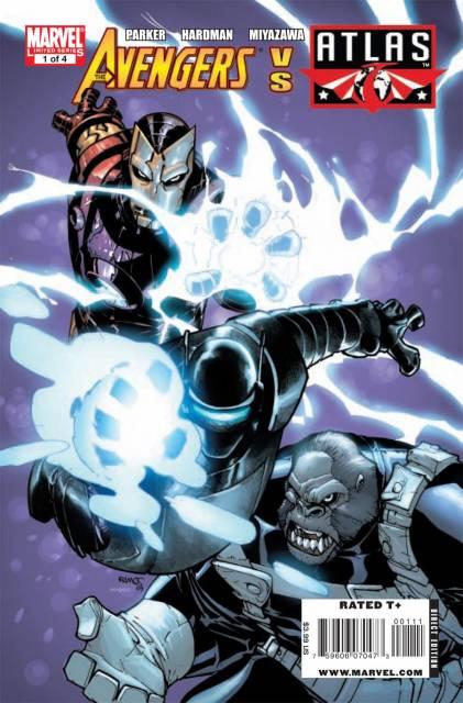 Avengers Vs Atlas (2010) Complete Bundle - Used