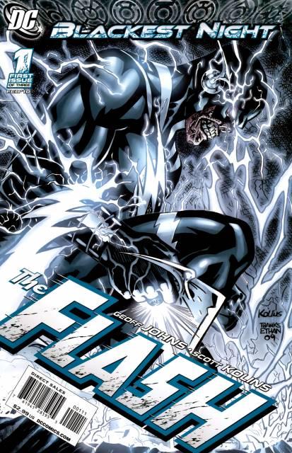Blackest Night: the Flash (2009) Complete Bundle - Used