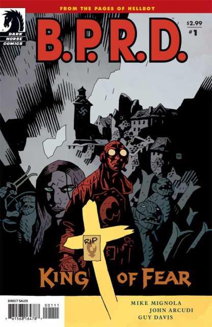 BPRD King of Fears (2010) Complete Bundle - Used