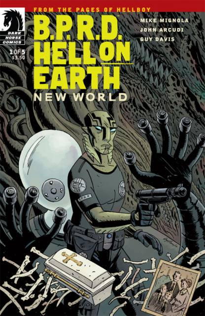 BPRD Hell on Earth: New World (2010) Complete Bundle - Used