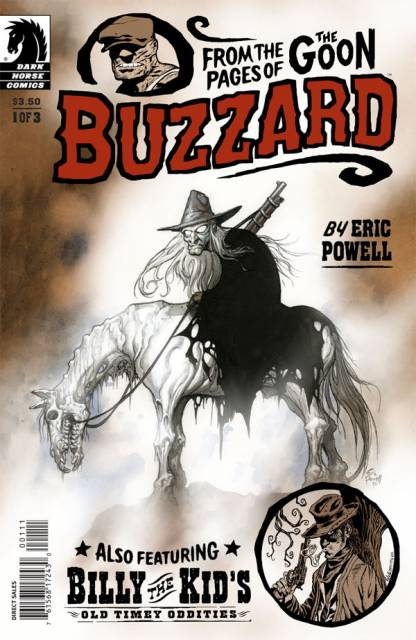 Buzzard (2010) Complete Bundle - Used