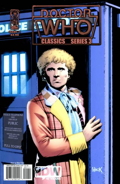 Doctor Who Classics Series 3 (2010) Complete Bundle - Used
