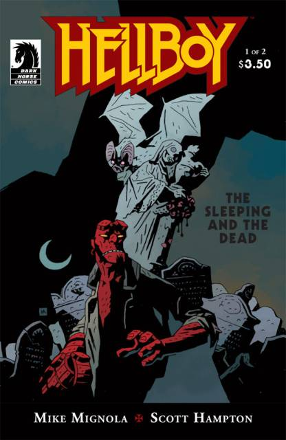 Hellboy the Sleeping and the Dead (2011) Complete Bundle - Used