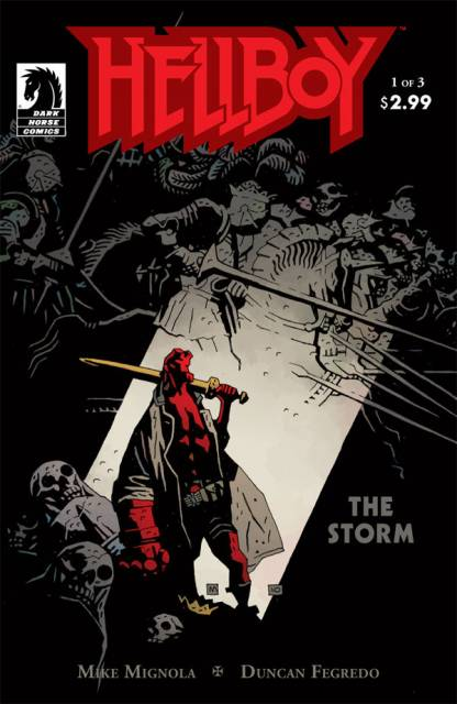 Hellboy the Storm (2010) Complete Bundle - Used