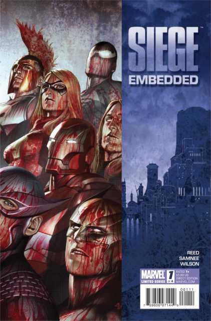Siege Embedded (2010) Complete Bundle - Used