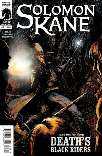 Solomon Kane: Deaths Black Riders (2010) Complete Bundle - Used