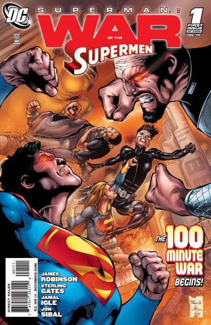Superman: War of the Supermen (2010) Complete Bundle - Used