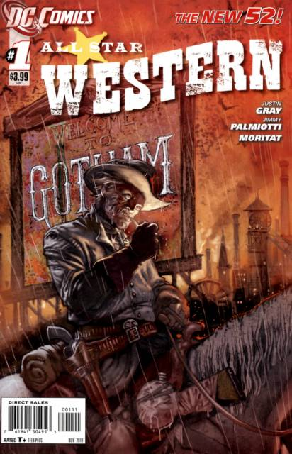 All Star Western (2011) no. 1 - Used