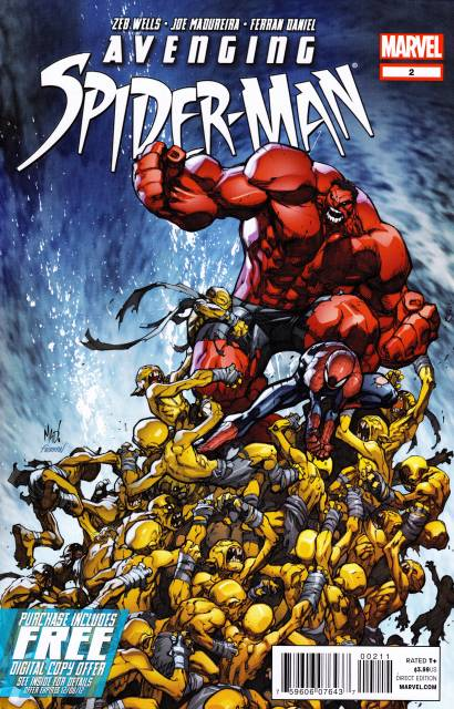 Avenging Spider-Man (2011) no. 2 - Used
