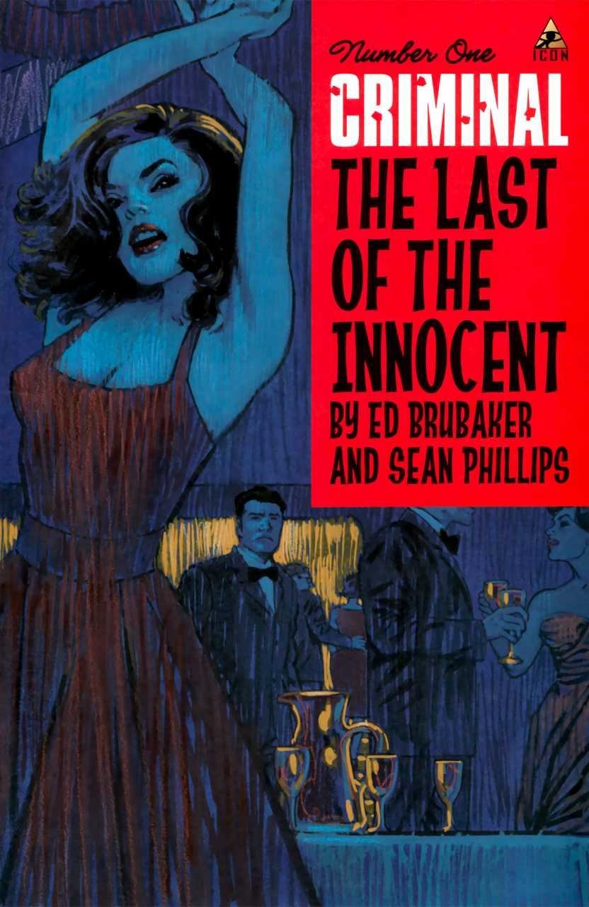 Criminal: The Last of the Innocent (2011) Complete Bundle - Used