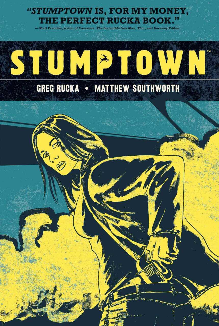 Stumptown (2009) Complete Bundle - Used