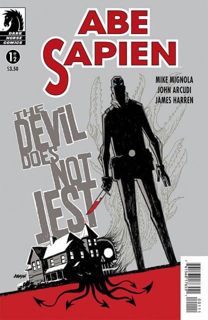 Abe Sapien: The Devil Does Not Jest (2011) Complete Bundle - Used