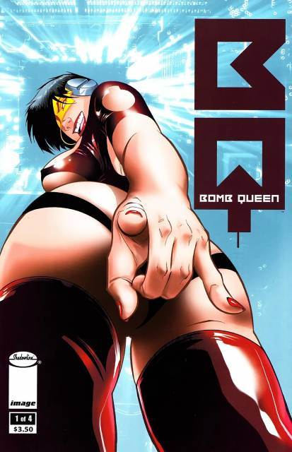 Bomb Queen (2011) Complete Bundle - Used