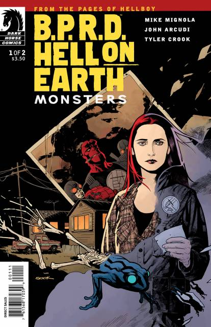 BPRD Hell on Earth: Monsters (2011) Complete Bundle - Used