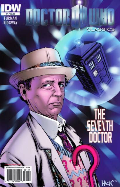 Doctor Who Classics Seventh Doctor (2011) Complete Bundle - Used
