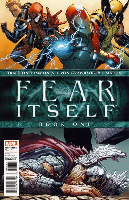 Fear Itself (2011) Complete Bundle - Used