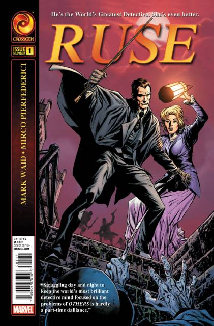 Ruse (2011) Complete Bundle - Used