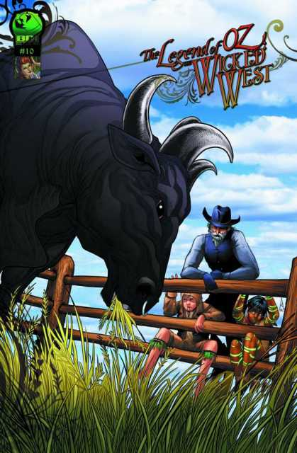 Legend of Oz Wicked West (2012) no. 10 - Used