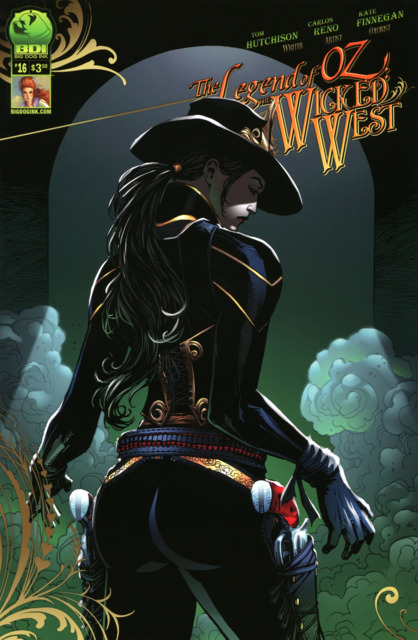 Legend of Oz Wicked West (2012) no. 16 - Used