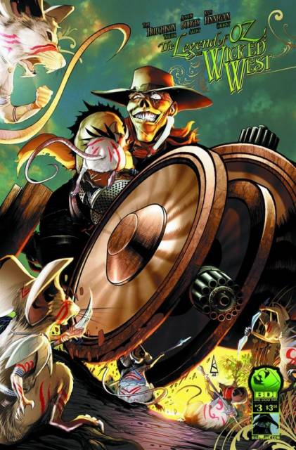 Legend of Oz Wicked West (2012) no. 3 - Used