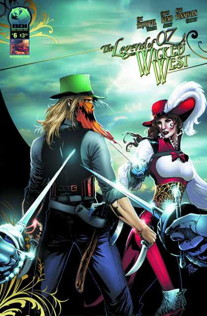 Legend of Oz Wicked West (2012) no. 6 - Used