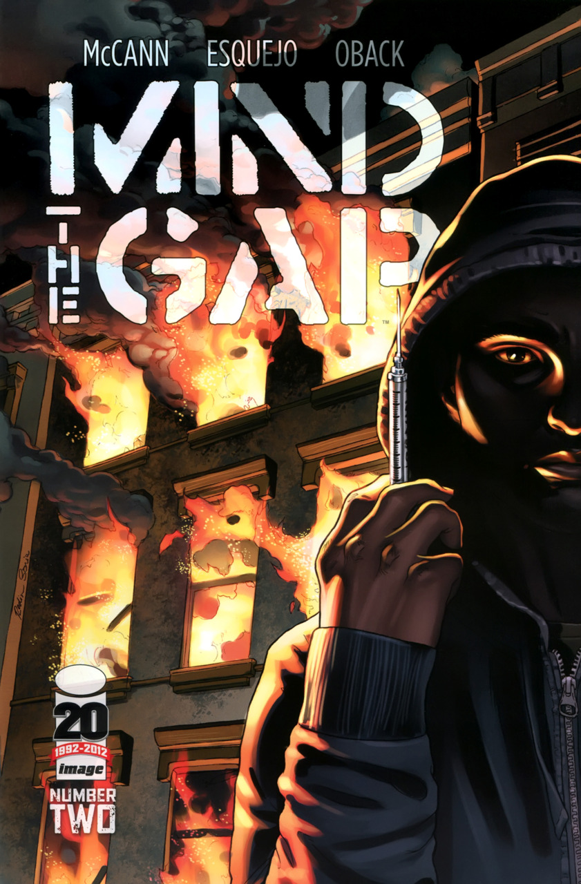 Mind The Gap (2012) no. 2 - Used