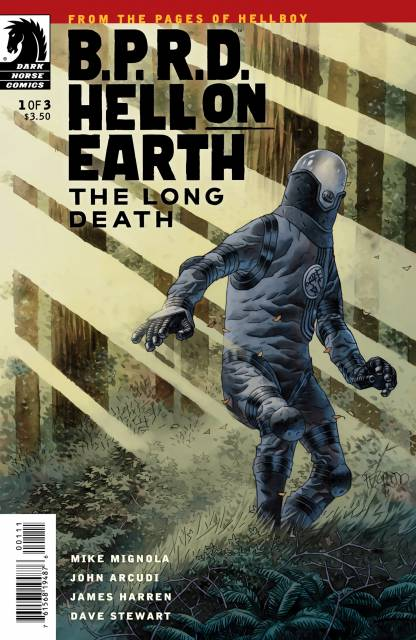 BPRD Hell on Earth The Long Death (2012) Complete Bundle - Used