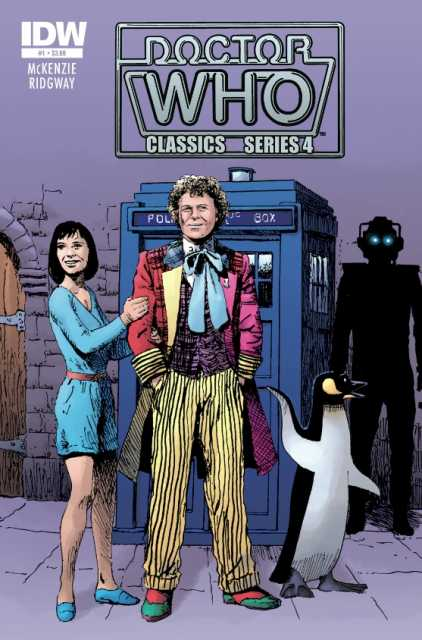 Doctor Who Classics Series 4 (2012) Complete Bundle - Used
