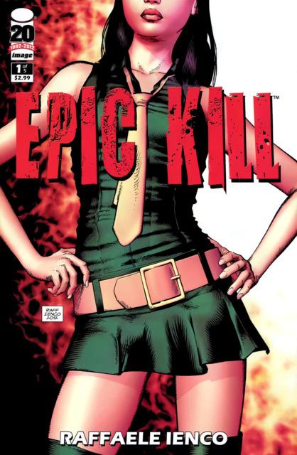 Epic Kill (2012) Complete Bundle - Used