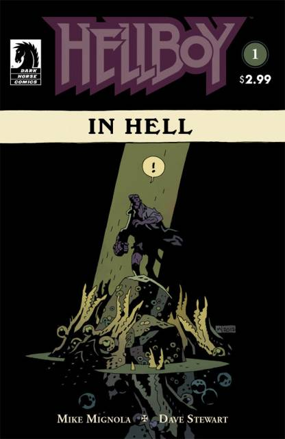 Hellboy in Hell (2012) Starter Bundle (Issues 1-6, out of 10) - Used