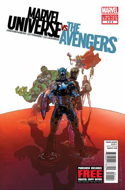 Marvel Universe Vs. The Avengers (2012) Complete Bundle - Used