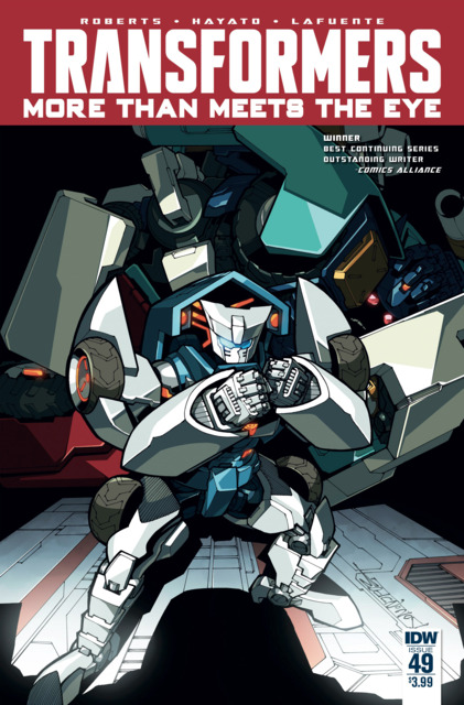 Transformers More Than Meets The Eye (2012) no. 49 - Used