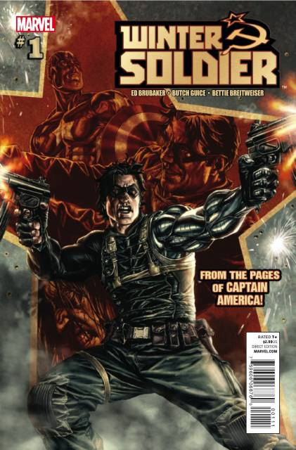 Winter Soldier (2012) no. 1 - Used