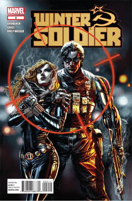 Winter Soldier (2012) no. 2 - Used