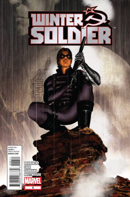 Winter Soldier (2012) no. 6 - Used