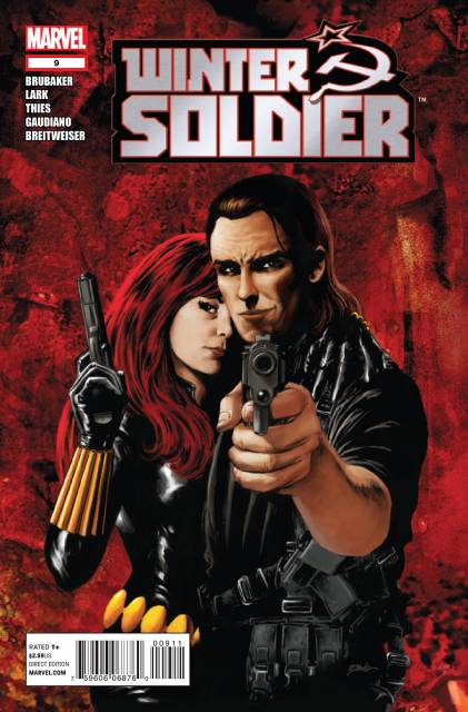 Winter Soldier (2012) no. 9 - Used